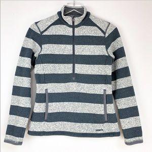 Patagonia | Great sweater stripes half zip